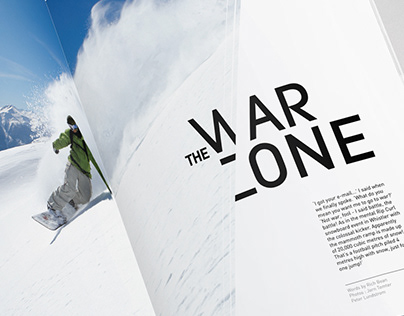 War Zone - Transworld Magazine