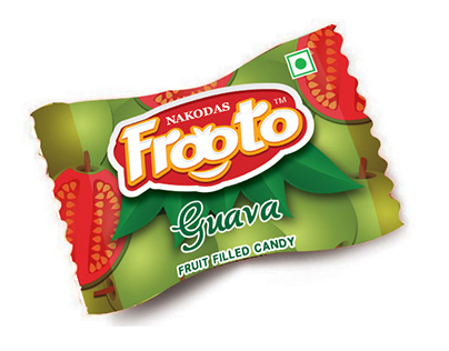Frooto Candy Packaging