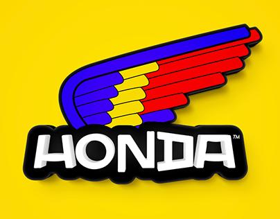 Honda Rebrand