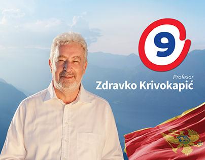 Zdravko Krivokapic photo and video ending