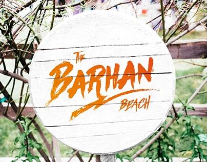 The Barhan Beach