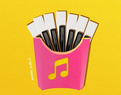 Mc Piano ! 🍟🎹