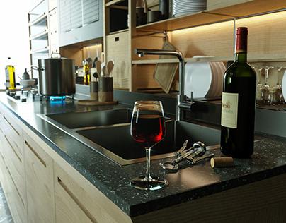 Kitchen - cuisine