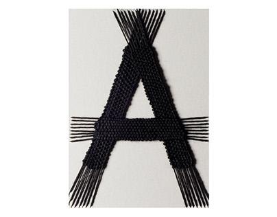 Weaved Letters