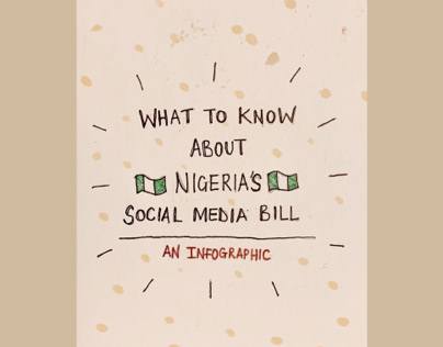 What to know about Nigeria's Social Media Bill