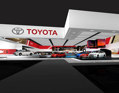 Toyota - Motor Show Design