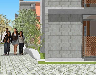 TCC - Habitação Contemporânea Polivalente