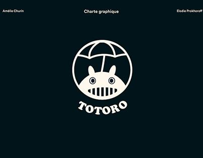 Totoro / Charte graphique