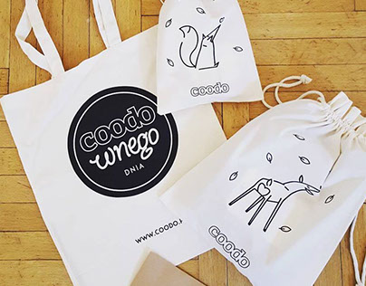 Coodo for Kids - branding