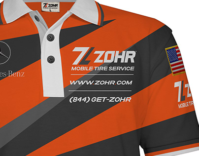 Zohr Employee Clothing