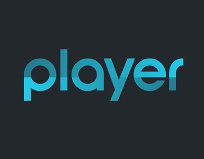 """[UX/UI] PROJEKT VOD """"PLAYER"""""""