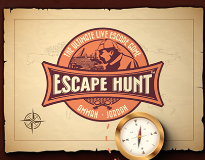 Escape Hunt Storyboard and Direction