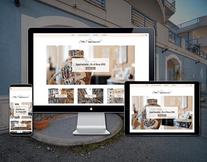 Website wordpress | Real estate agency