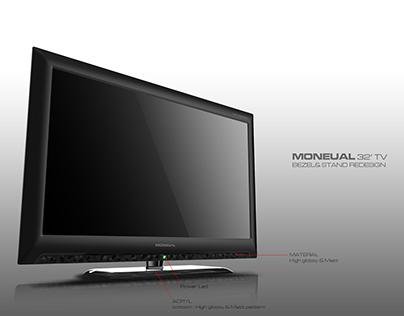 Black Diamond - 32 TV for Moneual