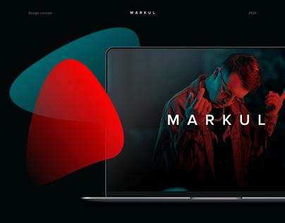 Markul New Website