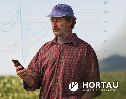 Hortau - Optimiser la gestion de l'irrigation