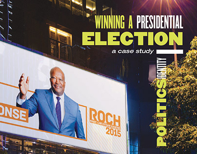 Brand Identity — Presidential Election