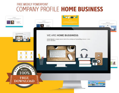 Free Download - Company Profil Home Business