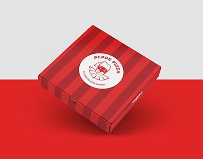 Peppe Pizza / Branding