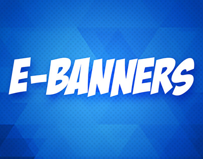 E-BANNER DIGITAL POSTERS