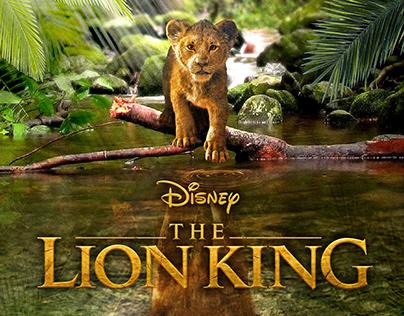 The Lion King - Poster Design/Remake