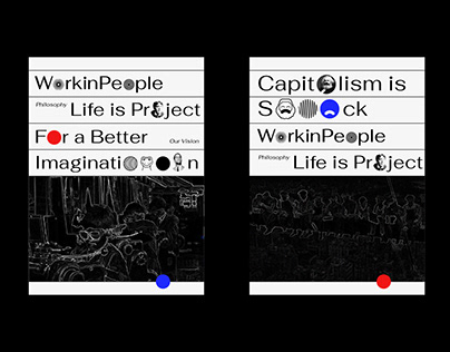 WorkinPeople Branding Project