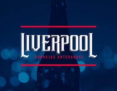 Alibras | Projeto de Branding Cerveja Liverpool