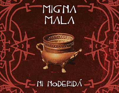 Migna Mala – Ni Noderidá / Graphic Layout