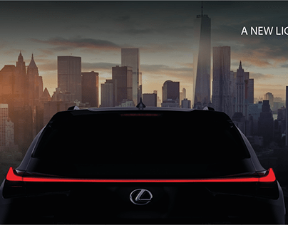 Lexus at New York International Auto Show 2018