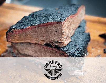 Panhead Custom Ales and Black Dog BBQ