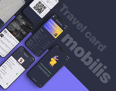 Mobilis - Public Transport app