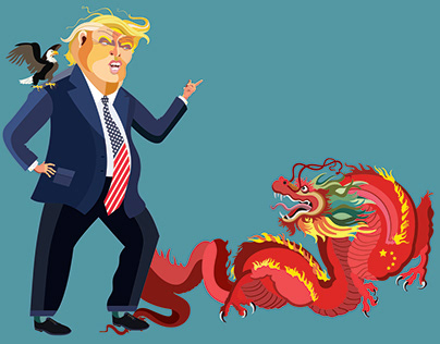 Trump's relationship with China
