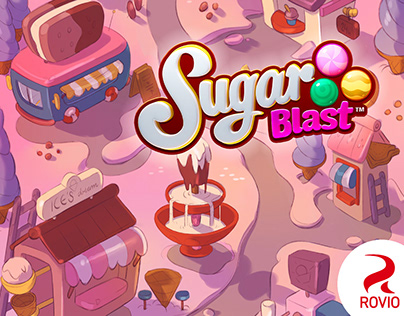 """Sugar Blast"""