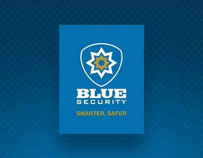 Blue Security Brand CI