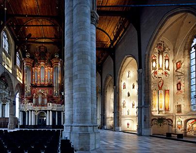 St. Laurens church (NL)