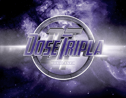 EVENTO Dose Tripla Ultimato - Identidade Visual