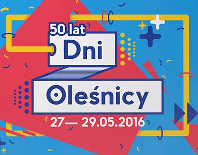 Dni Oleśnicy - Identity of festival