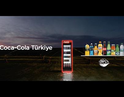 """Coca-Cola Türkiye """"İçi Umut Dolu"""""""
