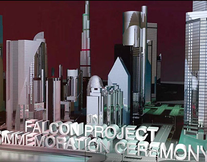 PROJECT FALCON ENOC // Launch Event