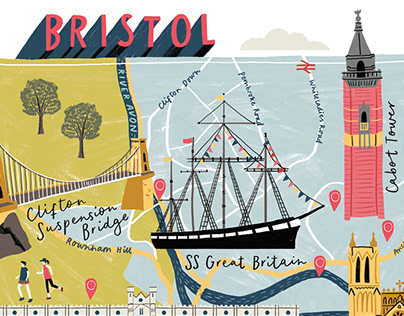 Maps for Britain Magazine