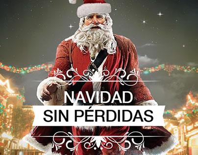 Navidad sin pérdidas - Codensa.