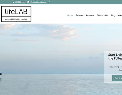 Website Copy | lifeLAB