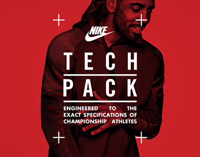 Nike Visual Experience: Tech Pack 2016