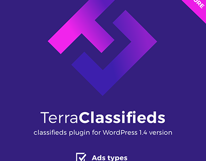 TerraClassifieds classifieds plugin updated