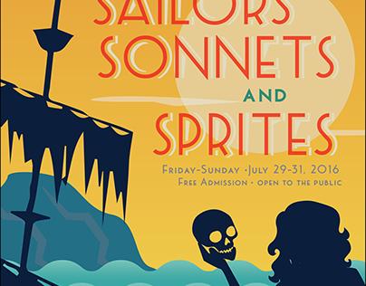 Midsummer Fantasy Festival Poster