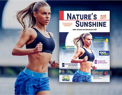 Journal Nature's Sunshine Products Здоровье и спорт