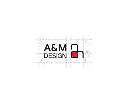 A&M DESIGN - 3 LOGO options