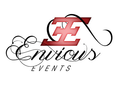 Logo Design Envious Events