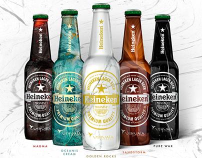 Ushuaïa Ibiza x Heineken Beer