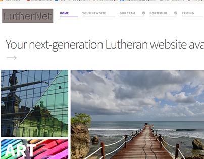 Luthernet Web Design